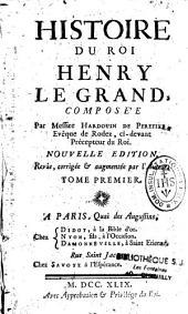 Histoire du roi Henry-Le-Grand