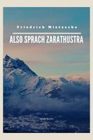 Also sprach Zarathustra PDF