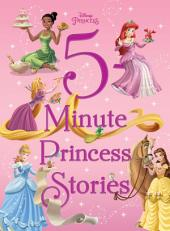 Disney Princess: 5-Minute Princess Stories