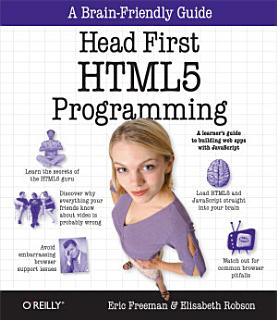 Head First HTML5 Programming Book