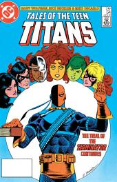 Tales of the Teen Titans (1984-) #54