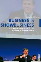 Business is Showbusiness PDF