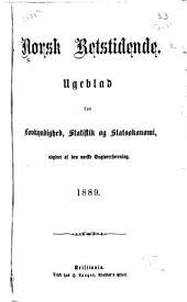 Norsk retstidende: Volum 54