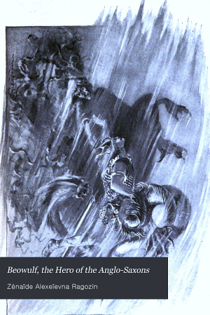 Beowulf  the Hero of the Anglo Saxons PDF