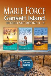 Gansett Island Boxed Set Books 4-6