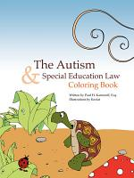 The Autism & Special Education Law Coloring Book