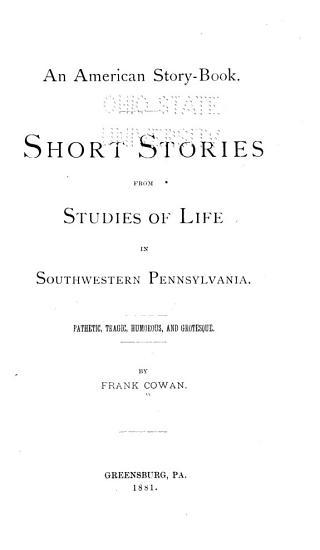An American Story book PDF