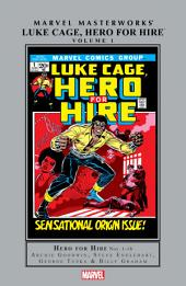 Marvel Masterworks: Luke Cage, Hero for Hire Vol. 1