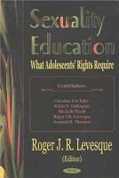 Sexuality Education PDF