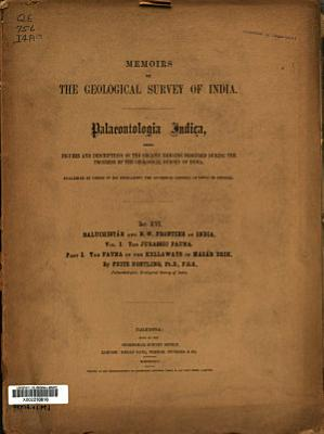 Palaeontologia Indica PDF