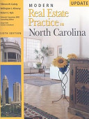 Modern Real Estate Practice in North Carolina  6th Edition Update PDF