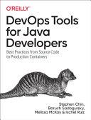 DevOps Tools for Java Developers