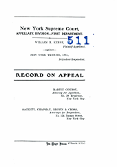 New York Supreme Court 511
