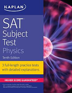 SAT Subject Test Physics Book