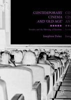 Contemporary Cinema and  Old Age  PDF