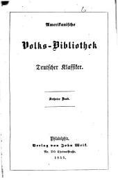 Heinrich Heine's sammtliche werke: Band 6