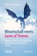 Wissenschaft meets Game of Thrones PDF