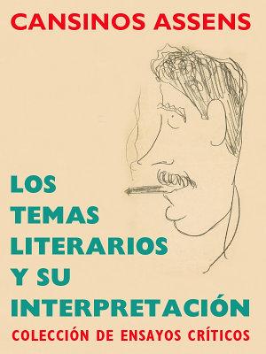 Los temas literarios y su interpretaci  n PDF