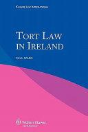 Tort Law in Ireland