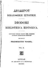 Diodori bibliotheca historica: Volume 2