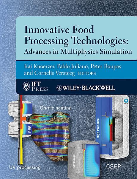 Innovative Food Processing Technologies