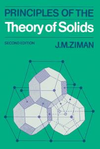 Principles of the Theory of Solids PDF