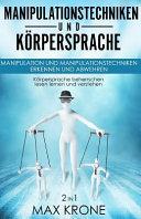 Manipulationstechniken und K  rpersprache PDF