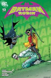 Batman and Robin (2009 - 2011) #13
