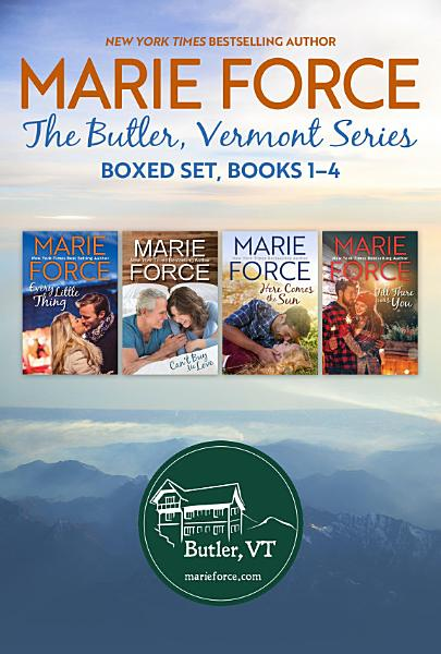 Download Butler  Vermont Series Boxed Set  Books 1 4 Book