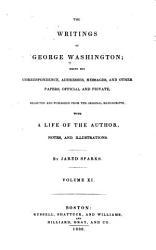 The Writings Of George Washington Book PDF