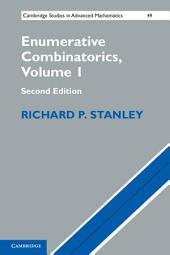 Enumerative Combinatorics:: Volume 1, Edition 2