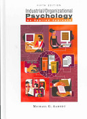 Industrial organizational Psychology PDF