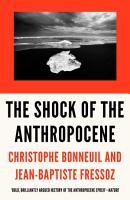 The Shock of the Anthropocene PDF