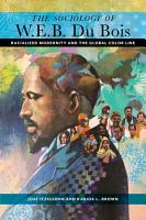 The Sociology of W  E  B  Du Bois PDF