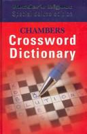 Chambers Crossword Dictionary PDF