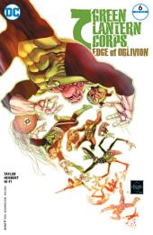 Green Lantern Corps: Edge of Oblivion (2016-) #6