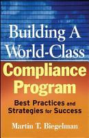 Building a World Class Compliance Program PDF