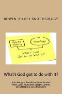 Bowen Theory and Theology