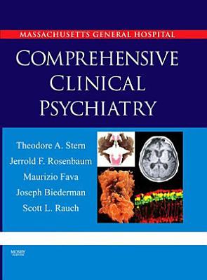 Massachusetts General Hospital Comprehensive Clinical Psychiatry