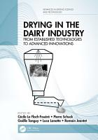 Drying in the Dairy Industry PDF