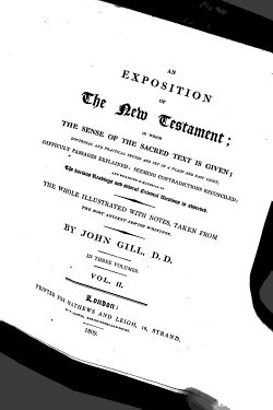 An Exposition of the New Testament  etc PDF
