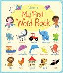 My First Word Book PDF