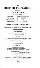 The British Plutarch [by T. Mortimer].