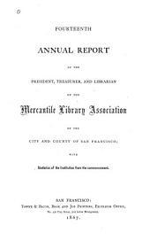 Annual Report: Volume 14
