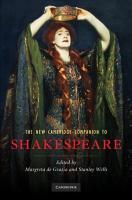 The New Cambridge Companion to Shakespeare PDF