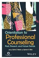 Orientation to Professional Counseling PDF