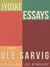 Jydske essays