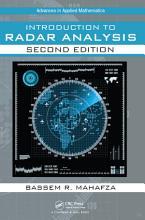 Introduction to Radar Analysis  Second Edition PDF