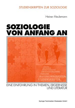 Soziologie von Anfang an PDF