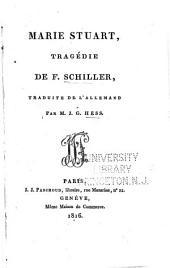 Marie Stuart: tragédie